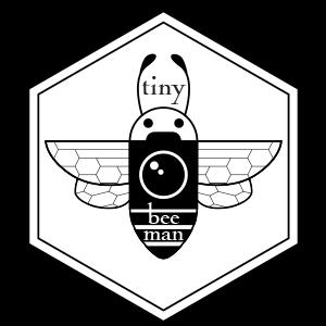 tinyBeeman Logo